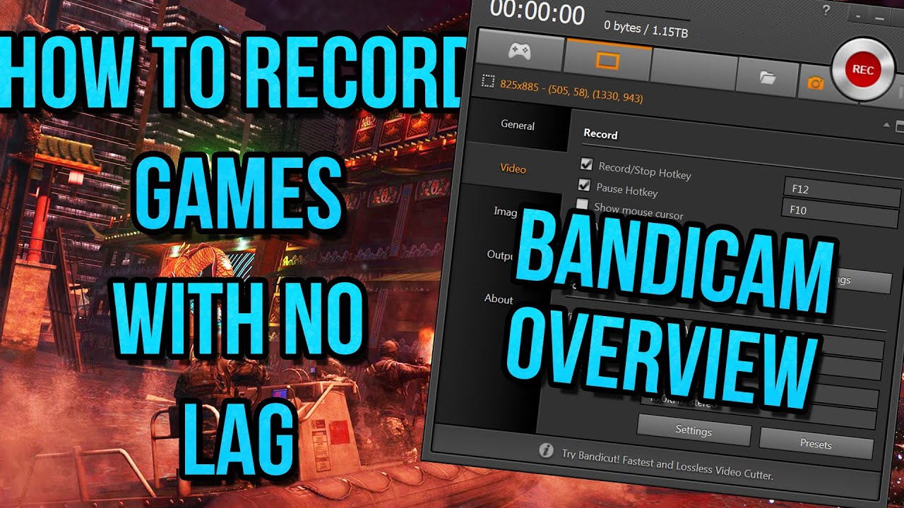 Best Game Recording Software of 2019 - Freemake