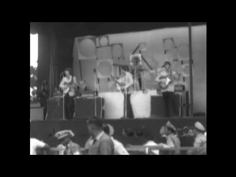 (Synced) The Beatles - Live At The Rizal Memorial Football Stadium - July 4th, 1966