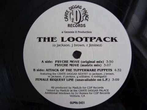 the lootpack-attack of the tupperware puppets (original mix) mp3