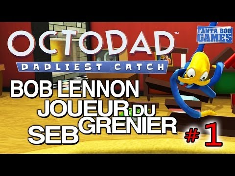 octodad - ep. 1 - avec seb, fred et bob