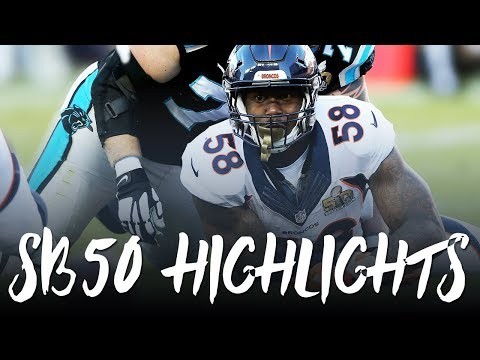 Broncos Vs. Panthers ᴴᴰ