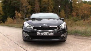 Kia Pro Ceed Тест драйв и обзор от ATDrive ru