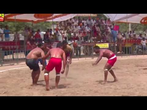SADHUWALA (Firozepur) | KABADDI  OPEN - 2015 | HD | Part 1st.