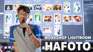 Tổ chức & quản lý hình ảnh trong Lightroom - Hafoto
