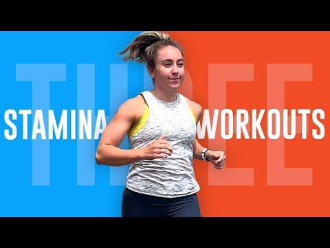 How to Run Longer | 3 Workouts That Build Stamina
