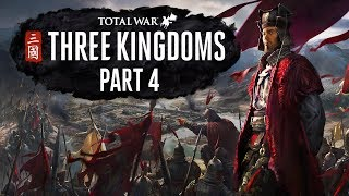 Total War Three Kingdoms  Part 4  The Business of War