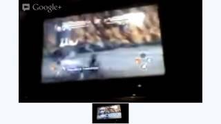 Desvelo gamer en vivo oh yeah con amigos y un Xbox 360