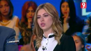 مريم الدباغ لأميرة بالحاج : أنا في بلاصة أحلام مانختركش ولازم تتلاهى بروحك