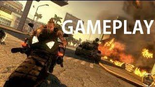 Mercenaries 2: World in Flames (PS3) Gameplay