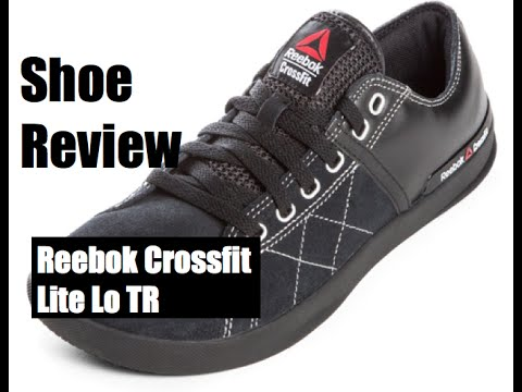 reebok crossfit lite lo tr shoe review youtube. Black Bedroom Furniture Sets. Home Design Ideas