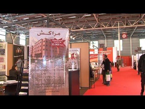 paris accueille le salon de l 39 immobilier marocain youtube
