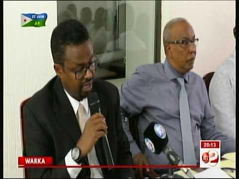 RTD : Journal Somali du 25/06/2019