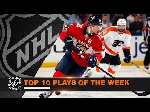 Top 10 Plays from Week 22