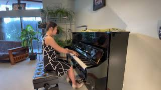 Jessica Han 2021/01/17 recital