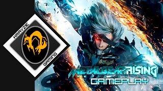 Metal Gear Rising Revengeance Gameplay (AMD 8350/GTX970)