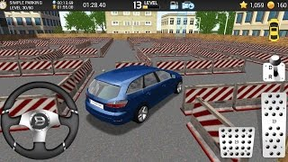 Car Parking Game 3D #9 level 12 - Android IOS gameplay