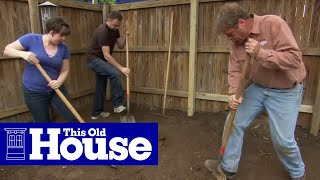 How to Landscape a Small Urban Yard - This Old House thumbnail