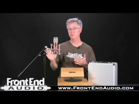 Avant Electronics CK-7 Large Capsule Multi-Pattern FET Microphone