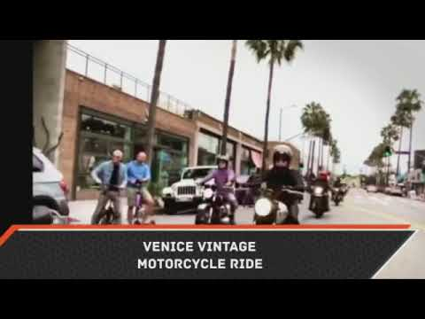 Venice Vintage Motorcycle Club Fathers Day Ride
