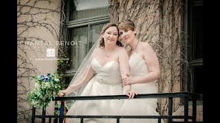 Margaret & Nikki's same sex Wedding in Ottawa