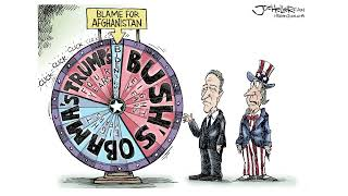 7 scathing cartoons about Biden's Afghanistan fiasco