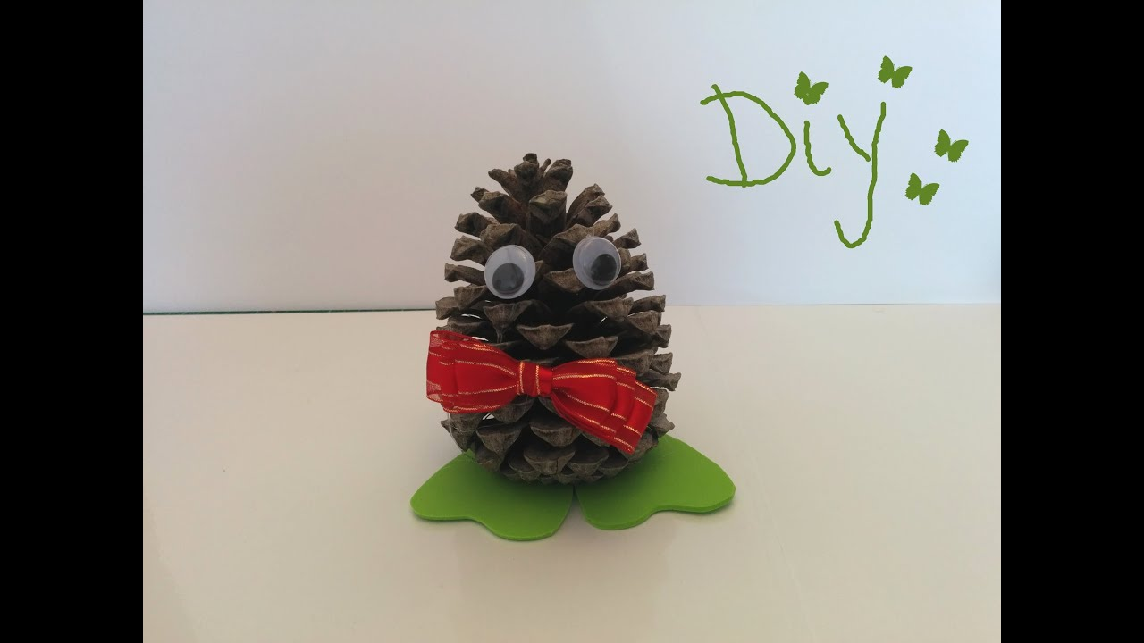 Pi a decoracion de navidad manualidades diy christmas - Para navidad manualidades ...