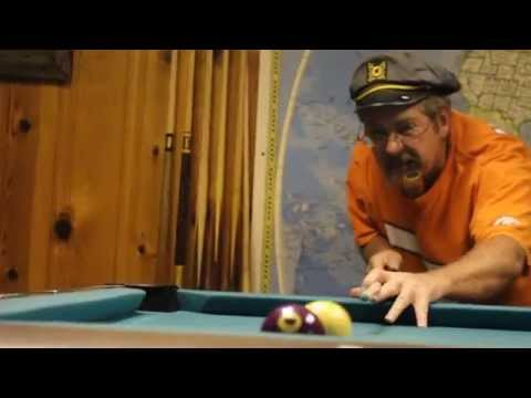 "The Greatest pool player of all time-9-BALL with ""Colorado FATTS"""