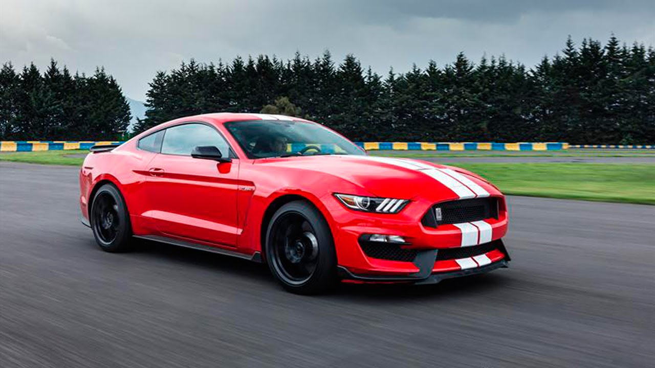 ford shelby mustang gt350 2016 a prueba autocosmos youtube. Black Bedroom Furniture Sets. Home Design Ideas