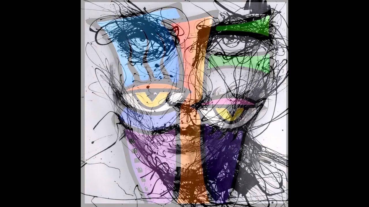 65 Gambar Abstrak Muka Kekinian