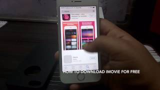 How To Download Imovie for free IOS 2017