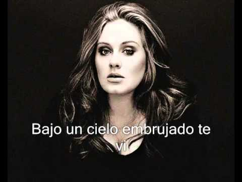 Adele - Turning Tables - Subtitulada Español.