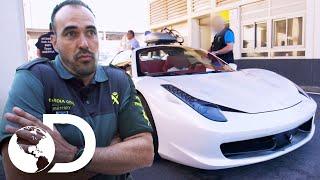 Interpol investiga se Ferrari foi roubada | Controle de Fronteiras | Discovery Brasil