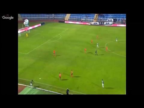 Adanaspor 0 - 2 Bursaspor