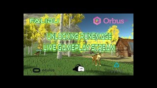 OrbusVR | VRMMORPG | Unlocking Mage Class *SPOILERS* | Vive