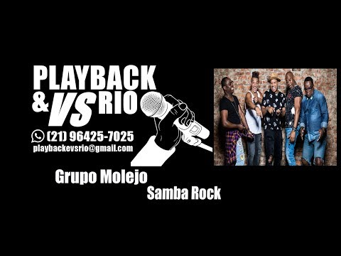 Samba Rock - Grupo Molejo - Karaoke
