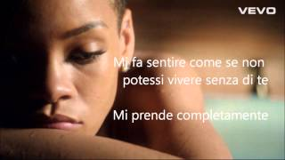 Repeat youtube video Traduzione Stay-Rihanna ft Mikky Ekko