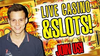 ANDREW PLAYING CASINO ONLINE - LIVE SLOTS