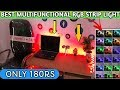 BEST RGB STRIP LED LIGHT REMOTE CONTROL WITH 300+ COLOR CHANGING OPTIONS    MUST WATCH