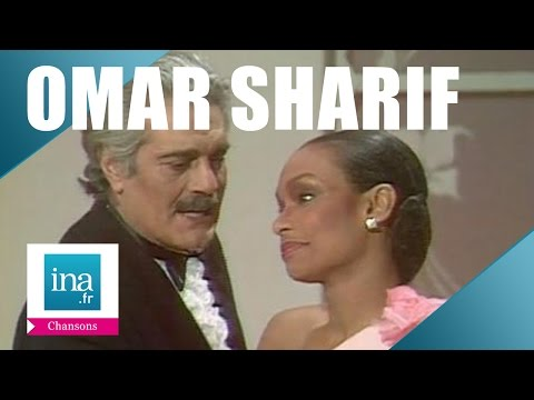 """Omar Sharif et  Vivian Reed """"You are woman, I am man"""" 