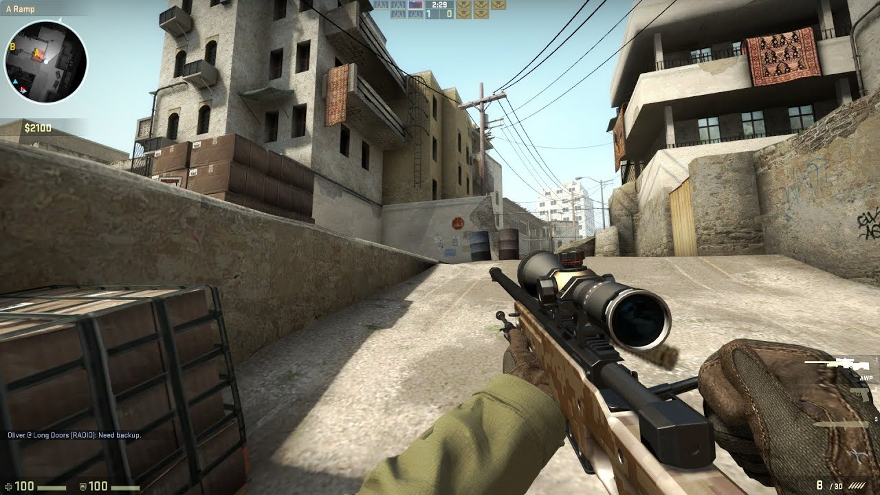 Counter Strike Global Offensiv