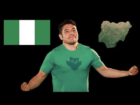 Geography Now! NIGERIA