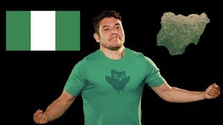 Geography Now NIGERIA