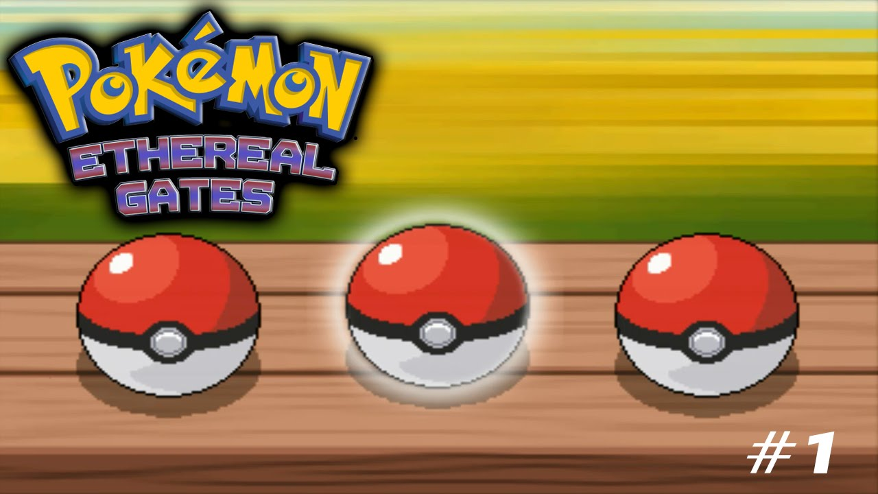 Pokemon Ethereal Gates Starter Choose