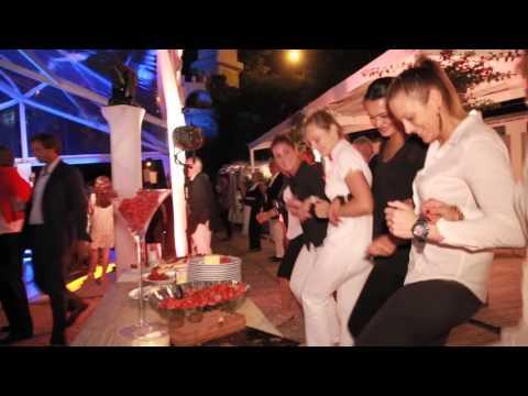 Paloma Beach events Saint Jean Cap Ferrat French Riviera Cote Azur wedding birthday party