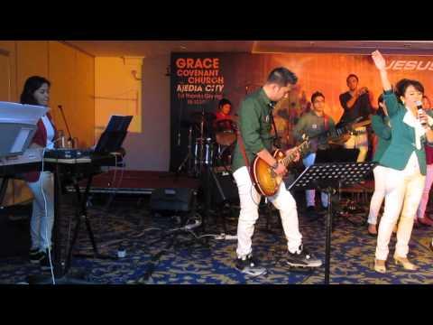 Grace Covenant Church - Media City Dubai 1st Thanks Giving