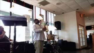 """Break Every Chain"" by Tasha Cobbs, Instrumental Sax Cover by Saxophonist Jamal Riley"