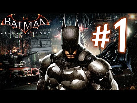 Batman Arkham Knight - Parte 1: Guerra em Gotham City [ Playstation 4 - Playthrough PT-BR ]