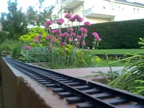 Timpo Toys Prairie Rocket Train Gartenanlage Garden Train