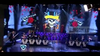 Showmatch 2014 - Martin Bossi brilló en 10 personajes
