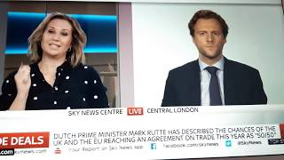 Interview with Sky News - 24 January 2020